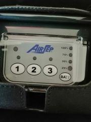 Mobiles Sauerstoffgerät
