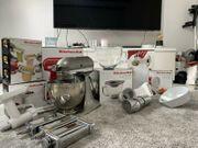 KitchenAid Artisan Küchenmaschine 5KSM150PSEMS mit