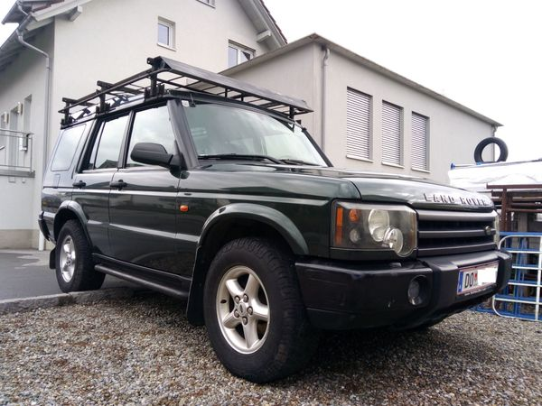 Land Rover Discovery 2 2