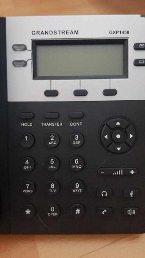 Grandstream GPX1450 IP Telefon