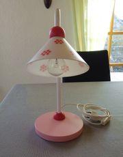 Nachttischlampe für Mädchen