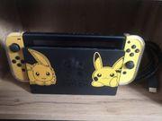 Nintendo Switch Pokemon Edition Zubehör