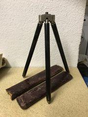 Antik Stativ Photographie für Kamera