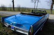 Cadillac Deville Cabrio 1967 Tüv