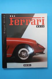 Das Ferrari Buch - Bildband - Roger Hicks