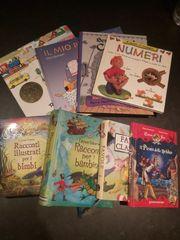 Paket italienische Kinderbücher