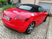 Verkaufe Audi TT Cabrio