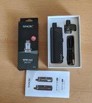 E-Zigarette SMOK RPM 80 Zubehör