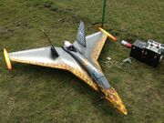 Wild Hornet Jet incl Turbine