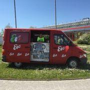 mobiler Eiswagen für jeden Anlass