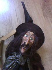 An Bastler 2 Marionetten ca