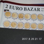 3 3 Stück 2 Euro