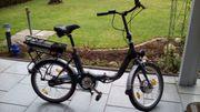 Pedelec E-Bike Elektrofaltrad E Klapprad