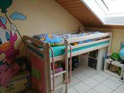 Hochbett Spielbett inkl Lattenrost und