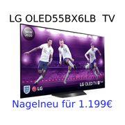 Ultra flache OLED Smart TV