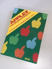 Buch Apple II Apple Anwenderhandbuch