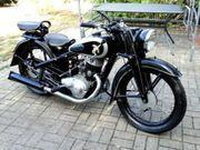 DKW NZ 350 Oldtimer Motorrad