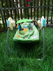 Fisher-Price Rainforest Baby Wippe Schaukel