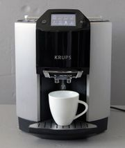 Kaffeevollautomat KRUPS EA9000 BARISTA oneTouch