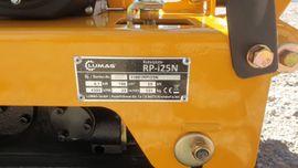 Geräte, Maschinen - Rüttelplatte 135 Kg 25 Kn