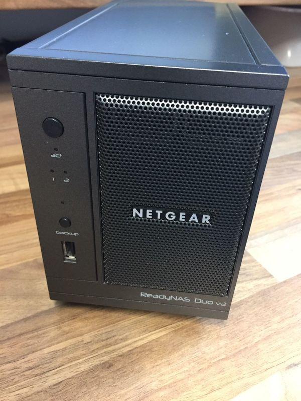 Festplatte für Netzwerk