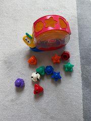Mattel Fisher Price Musik Spielschnecke