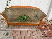 Sofa Biedermeier Art Couch