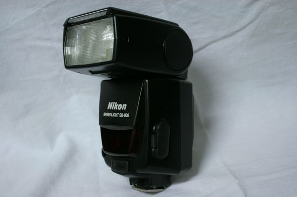 NIKON Speedlight SB-800 TOP Blitz