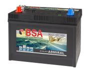 BSA Boot Batterie 80Ah 12V