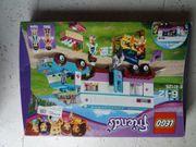 Lego Friends Pferdekrankenwagen