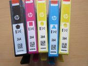 Druckerpatronen HP364 original