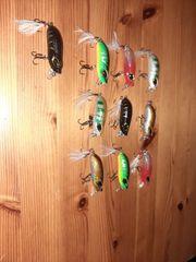 10 wobbler angeln