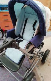Kinderwagen inkl Kinder- und Sportwagenaufsatz