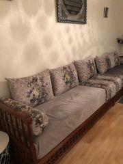Orientalische Sofa sedari