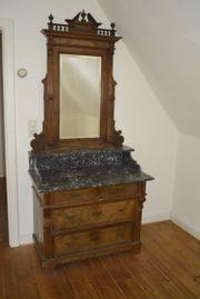 Spiegelkommode Antik
