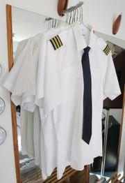 5x Original Olymp Pilotenhemden Halbarm