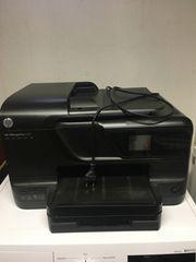 Go Officejet Pro 8600