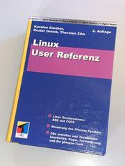 Buch Linux User Referenz Informatik