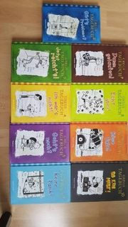 Gregs Tagebuch Band 1 - 10
