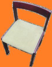 4 Stühle 60er 70er 80er