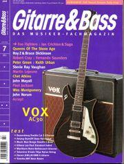 Magazin Gitarre Bass Ausgabe 7