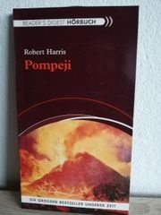 Hörbuch Pompeji 6 CDs Readers