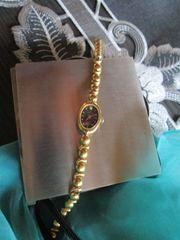 Damen-Armbanduhr Vintage - Junghans Quartz