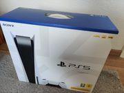 Playstation 5 PS5 Disk Version