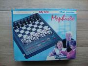 Mein erster Schachcomputer