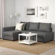 Eckbettsofa mit Bettkasten Ikea