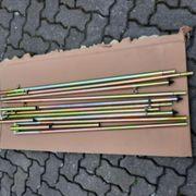 Basisgerüst für Sonnendächer 22 x