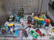 Lego Technik Kettenfahrzeug LKW Kran