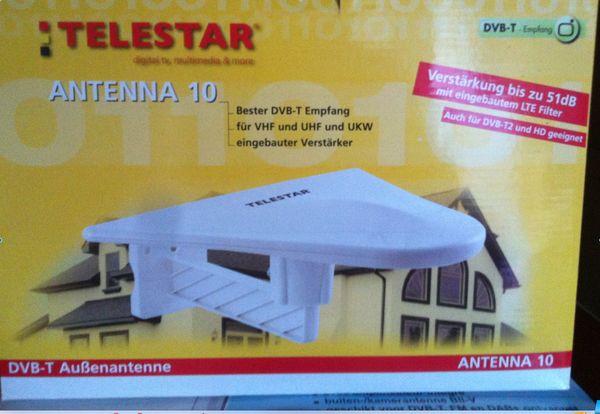 DVB-T Aussenantenne TELESTAR Antenna 10