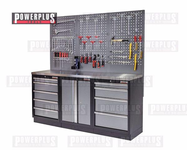 Komplette Werkstatteinrichtung Werkstatt Set Mit